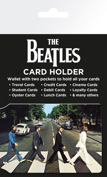 THE BEATLES - Abbey Road Portcard