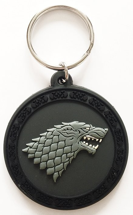 Game of Thrones - Stark Porte-clés