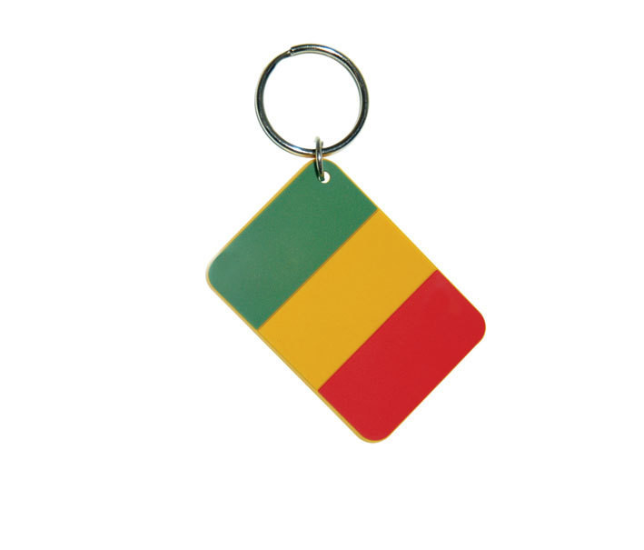 RASTA - Flag Porte-clés