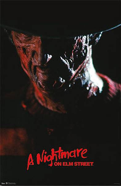 A NIGHTMARE ON ELM STREET poster, Immagini, Foto