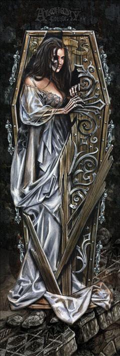 Póster Alchemy - dark awakening