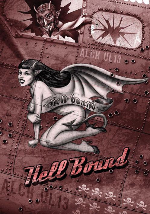 Poster Alchemy - peklo omezuje