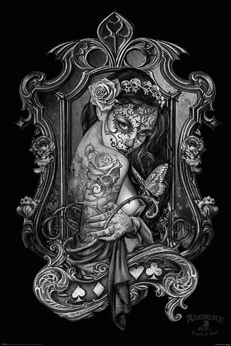 Póster Alchemy - Widow's Weeds
