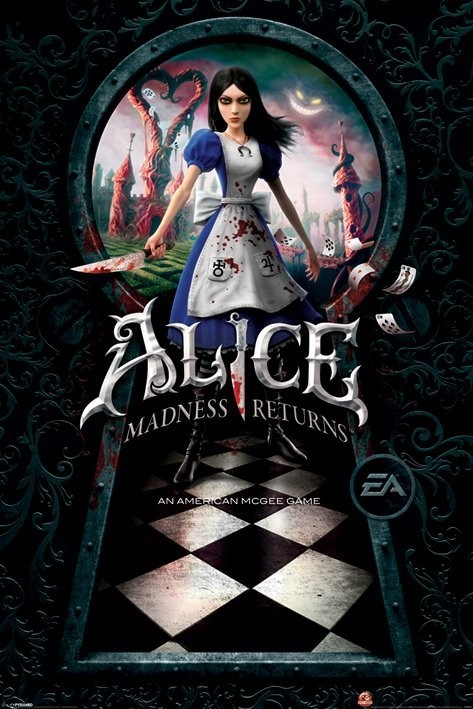 Poster Alice - madness returns