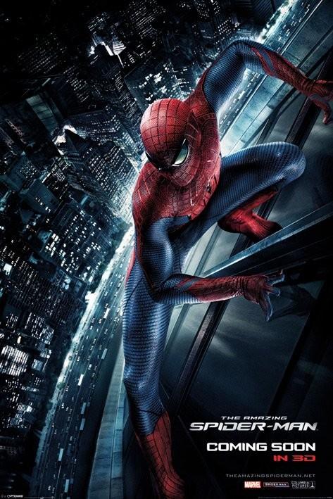 Bestel De Amazing Spider Man Wall Crawler Poster Op Europosters Nl