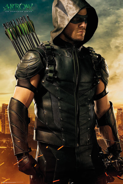 Arrow - Arrows Poster