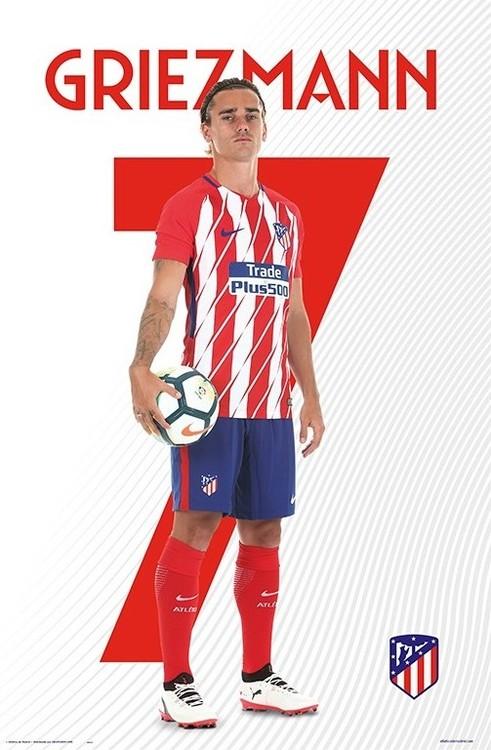 Atletico Madrid Crest schlusselanhanger