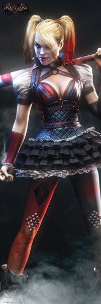 Póster  Batman Arkham Knight - Harley Quinn