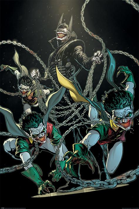 Batman - The Bat Who Laughs Poster