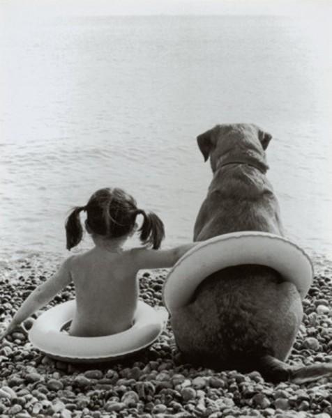 Poster Best friends - beach