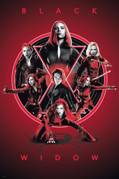Póster Black Widow - Legacy