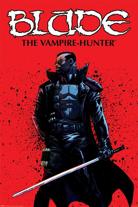 Poster Blade - The Vampire Hunter