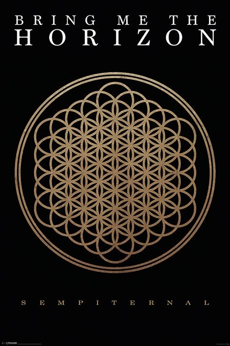 Poster Bring me the horizon - sempiternal