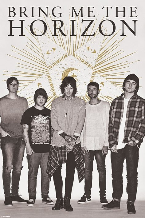 Póster  Bring Me The Horizon - Star