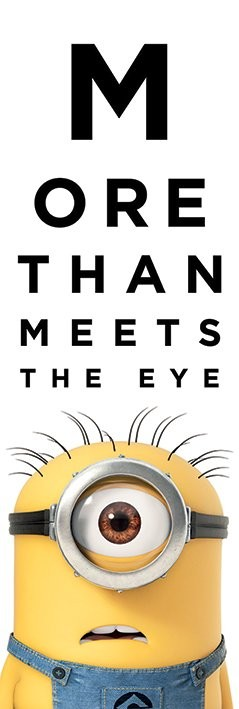 Poster Cattivissimo me - More Than Meets The Eye