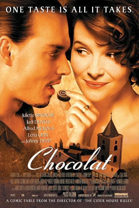 Poster CHOCOLATE