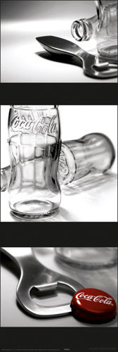 Poster Coca Cola - photography