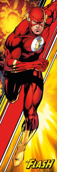Poster DC Comics - Justice League Flash