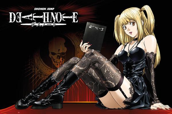 Poster Death Note - Misa Amane