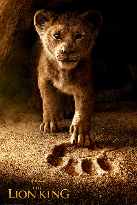 Poster  Der König der Löwen - Future King