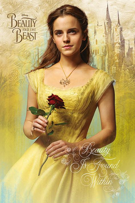 Die Schöne Und Das Biest Belle Poster Plakat 31 Gratis Bei