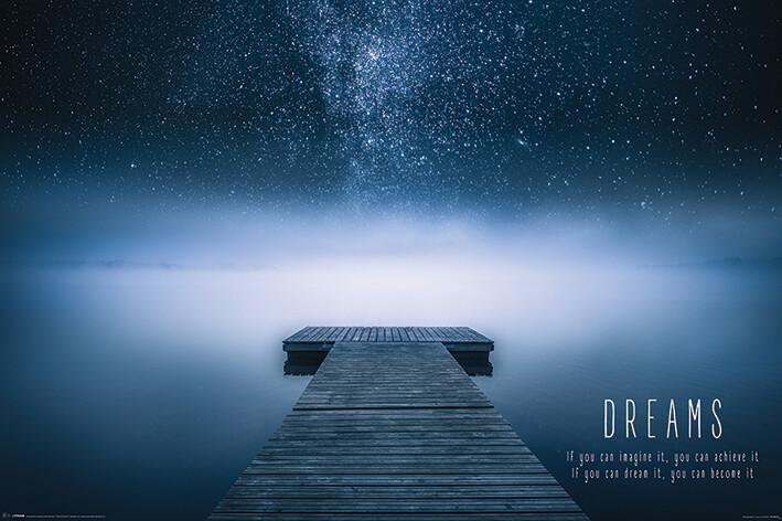 Póster Dreams
