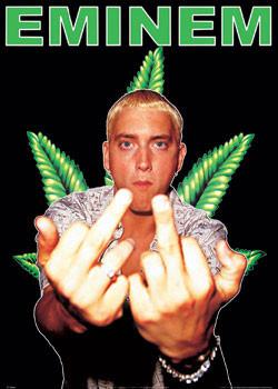 Poster Eminem - dope
