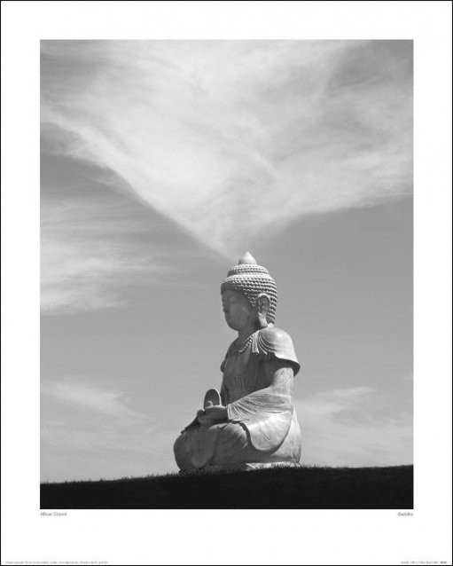 Hakan Strand - Buddha Kunstdruk