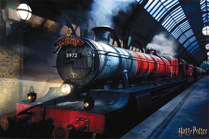 Póster  Harry Potter - Hogwarts Express