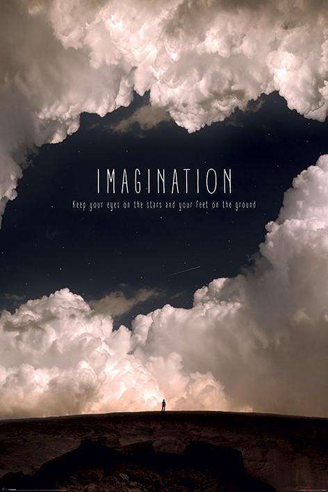 Póster  Imagination - 2017