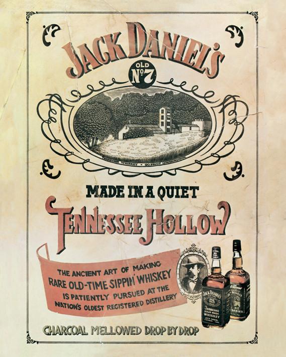 JACK DANIELS Poster, Plakat