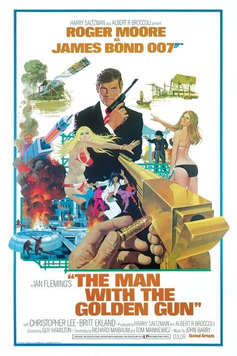Resultado de imagem para 007 the man with the golden gun