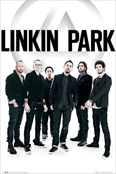 Poster Linkin Park - group