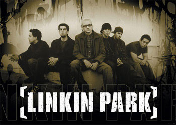 Linkin Park - sepia Poster
