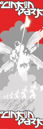 Poster Linkin Park - war
