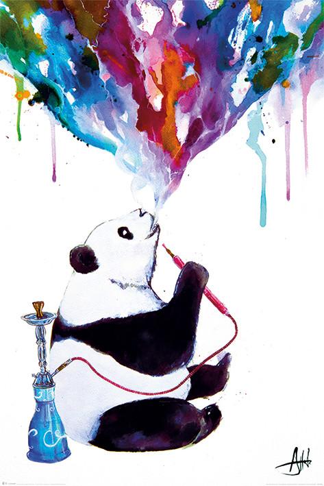 Poster Marc Allante - Chai