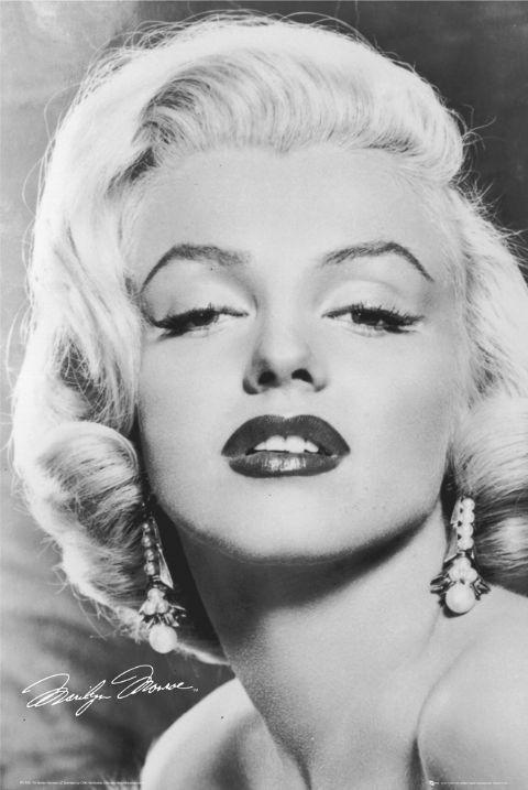 Poster, Quadro Marilyn Monroe - love su EuroPosters.it