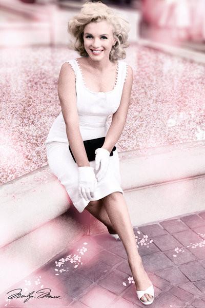 Poster, Quadro Marilyn Monroe - Plaza Hotel Blossom su EuroPosters.it