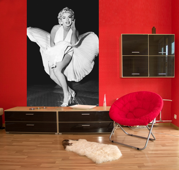 Poster MARILYN MONROE – the legend