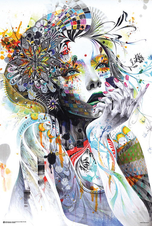 Minjae Lee - Circulation Poster