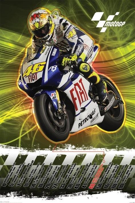 low cost 4f6e7 422a4 Poster, Quadro Moto GP - valentino rossi su EuroPosters.it