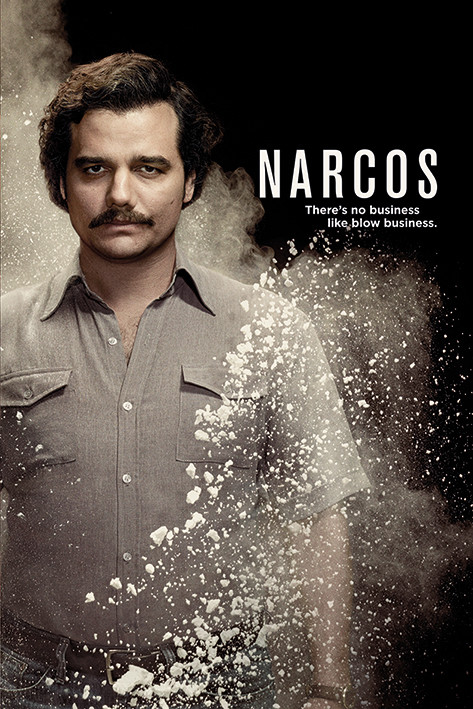 Poster Narcos - Blow Business