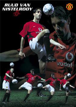 Poster Nistelrooy ruud van - aktion