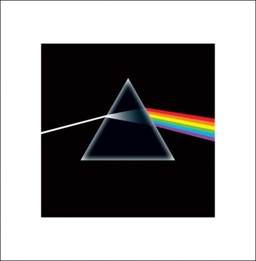 Pink Floyd - Dark Side Of The Moon Kunstdruk