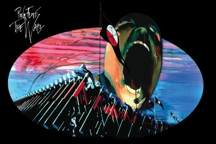 Poster Pink Floyd - hammers