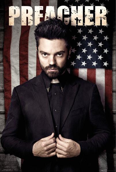 Poster Preacher - Jesse