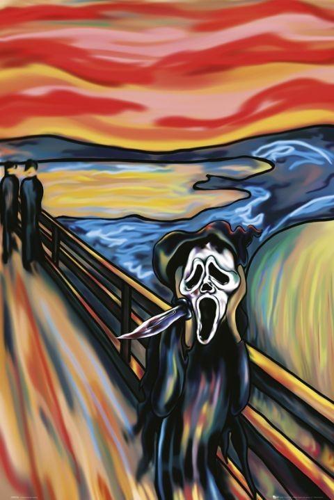 Poster Scream the scream