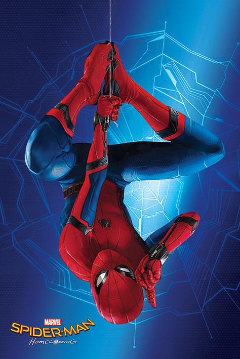 Poster quadro spider man homecoming hang su - Messicano pinata immagini ...