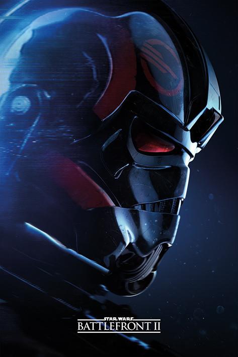 Póster  Star Wars Battlefront 2 - Pilot
