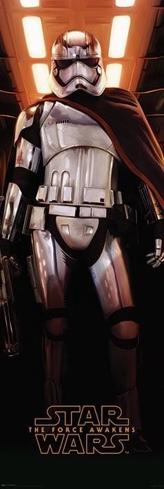 Póster Star Wars Episode VII: The Force Awakens - Captain Phasma